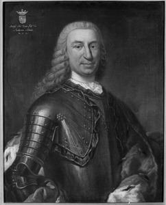 Portret van Adolf Philips Zeger van Rechteren Almelo (1699-1771)