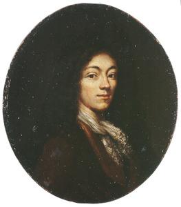 Portret van een man, waarschijnlijk Jan van Sypesteyn (1670-1690)