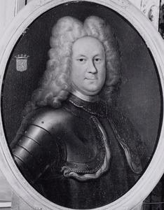 Portret van Dirk Johan van Stepraedt (1680-1743)