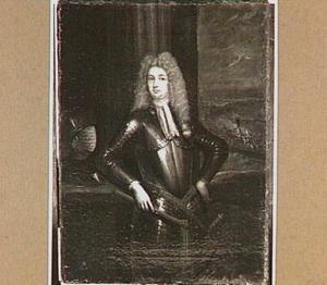 Portret van William Henry van Nassau-Zuylensteyn (1681-1710)