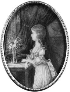 Portret van Anna Jacoba Wilhelmina van Aylva (1778-1814)