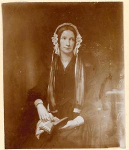 Portret van Sara Rodenhuis (1803-1887)