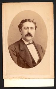Portret van Jacob Jan Hendrik baron van Delen (1836-1895)