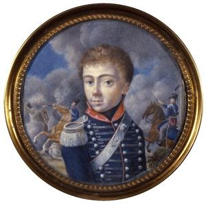 Portret van Antony Stratenus (1797-1815)