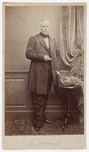 Portret van Carel Godfried Withuys (1794-1865)