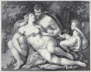 Venus, Mars en Amor