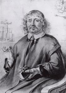 Portret van Pieter van der Wiel (1624- 1666)