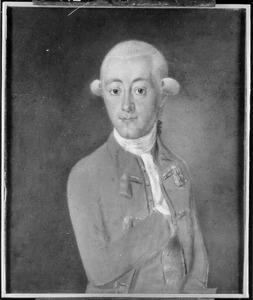 Portret van Jan Hendrik Engelen (1759-?)