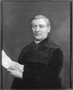 Portret van Henricus Jacobus Stiphout (1828-1887)
