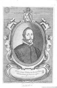Portret van Diego de Narbona (1605-1650)