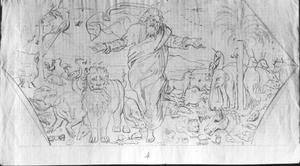 Schepping van de dieren (Genesis 1:24, 25)