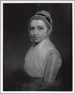 Portret van Gerarda Sebilla Schwartz (1767-1809)