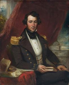 Portret van Florentius Theodorus Verster (1808-1856)