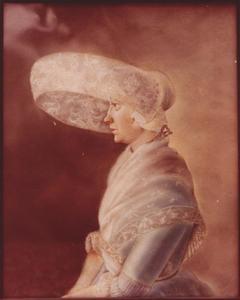 Portret van Aaltje Wijbenga (1753-1823)