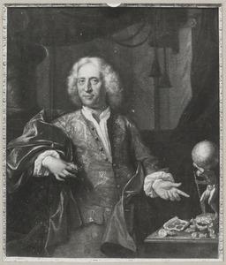 Portret Anthonie Grill (1664-1727)