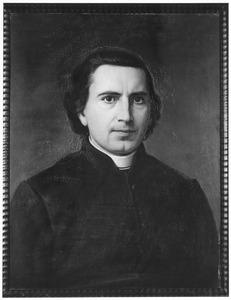 Portret van Mgr. Gerardus Wilhelmus van Heukelum (1834-1910)