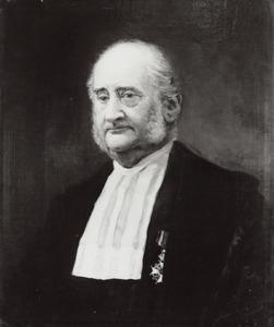 Portret van Louis Christiaan van Goudoever (1820-1894)