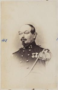Portret van Jean Jacques Felix Eras (1809-1877)
