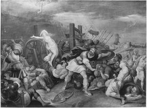 De marteling van de H. Catharina