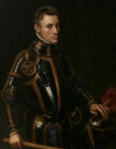 Portret van Willem I 'de Zwijger' van Oranje-Nassau (1533-1585)