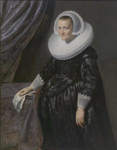 Portret van Anna Heldewier (1577-1657)