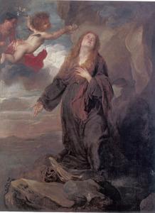De H. Rosalie als middelares voor de door de pest getroffen stad Palermo