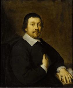 Portret van Johan van Someren (1622-1676)