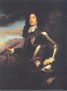 Portret van Nils Carlsson Gyllenstierna