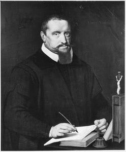 Portret van een man, mogelijk François van der Lisse