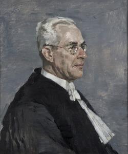 Portret van George Lodewijk Gonggrijp (1885-1969)