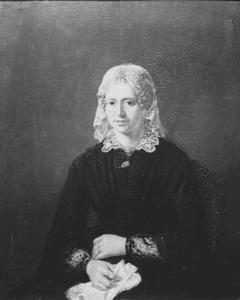 Portret van Cornelisje Eerelman-Pluimker, echtgenote van Samuel Eerelman, moeder van de schilder