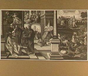 De geschiedenis van Jozef (Genesis)