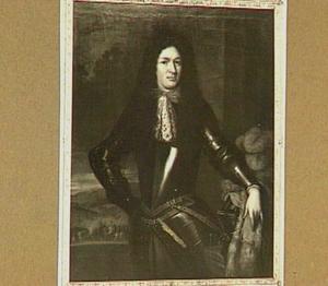 Portret van François Nicolaas Fagel (1655-1718)