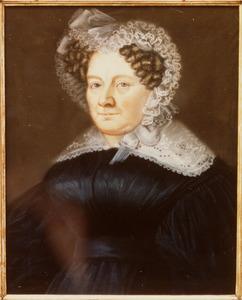 Portret van Maria Magdalena de Flines (1773-1847)