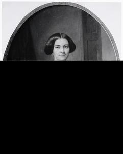 Portret van Claire Susette Reynst (1837-1894)