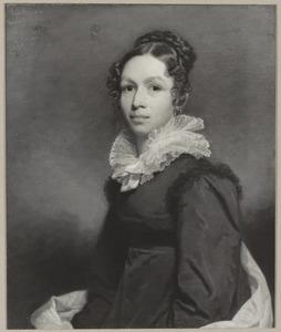 Portret van Adriana Maria Lamberts (1785-1857)