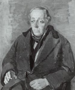 Portret van Robert Hanf (1894-1944)