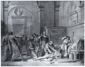 De dood van Cato