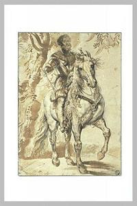 Studie voor het portret van de Hertog van Lerma