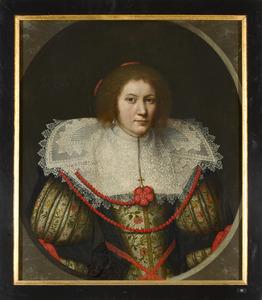 Portret van Machteld van Wassenaer (1609-1654)