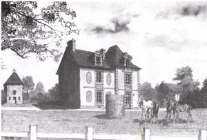 Haras de Moyon in Normandië