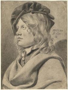 Portret van een jongeman (zelfportret?)