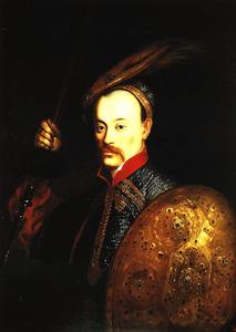 Portret van Litouwse veldheer Vincent Korwin Gosiewski (1620-1662)