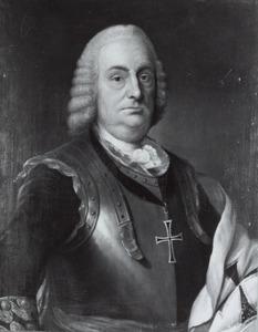 Portret van Frans Steven Karel van Randwijck (1697-1785)