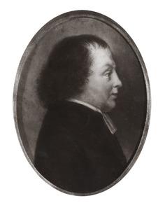 Portret van Antonie Engelbert André de la Porte (1767-1805)