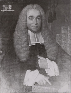 Portret van Jacob Spruijt (1707-1776)