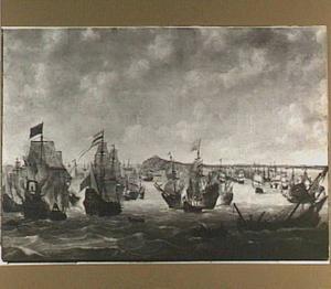 Zeeslag bij Duins, 1639