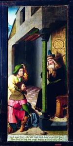 Jozefs bloedige rok wordt aan Jacob getoond (Genesis 37:31-34)