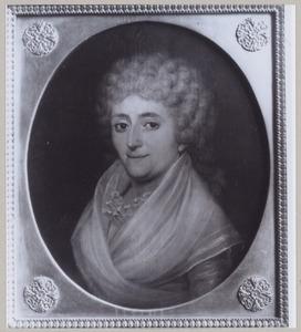 Portret van Anne Henriette Marie Joséphe Antoinette de Neuf d'Aissche (1757-1830)