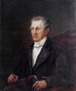 Portret van Klaas Mesdag (1795-1881)